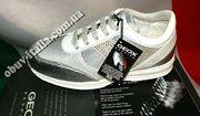 Туфли кожаные детские фирмы GEOX оригинал из Италии качество супер