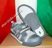 Кроссовки кожаные фирмы Timberland оригинал из Италии