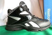 Ботинки детские кожаные фирмы REEBOK из Италии оригинал