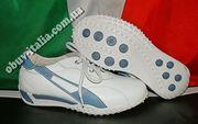 Кроссовки детские кожаные фирмы Pier Cin оригинал п-о Италия