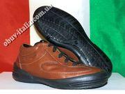 Туфли детские замшевые DOCKSTEPS оригинал Италия