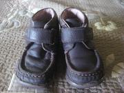 высокие туфли clarks,  размер 8,  кожаные