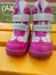 Обувь детская Б/У извесних  брендов