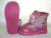 взуття дитяче зимове чобітки на зиму черевики зимові для дітей