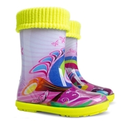 HAWAI LUX EXCLUSIVE EA  (Резиновые сапоги для детей. Демар)