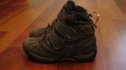 Ботинки зимние TIMBERLAND стелька 21,  5