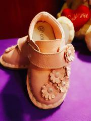 Туфельки для вашей принцесски ТМ «Совенок»