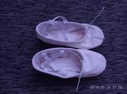 балетки для танцев grand prix размер 32(13)